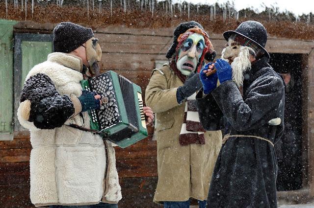 Carnaval Užgavėnės : Traditions en Lituanie pour dire aurevoir à l'hiver 4