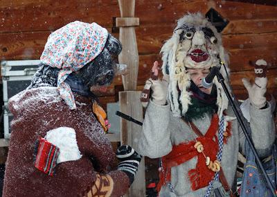 Carnaval Užgavėnės : Traditions en Lituanie pour dire aurevoir à l'hiver 5