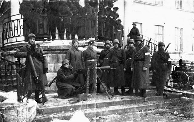 L'Armistice du 11 Novembre 1918 vu de la Lettonie 2