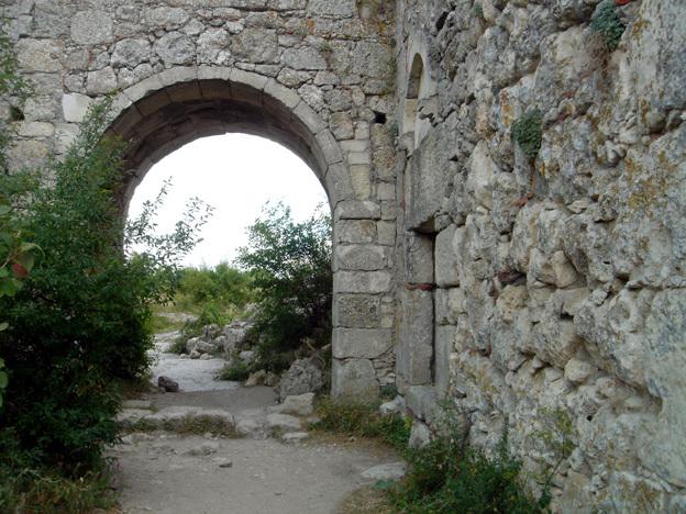 porte forteresse mangup kale crimee