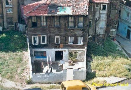 istanbul quartier de Kasimpasa