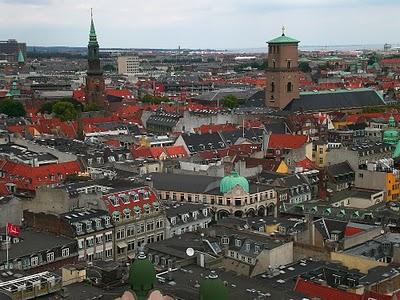 Marie Hélène, française expatriée à Copenhague: Entretien 21