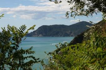 cinque terre italie la mer et le levante