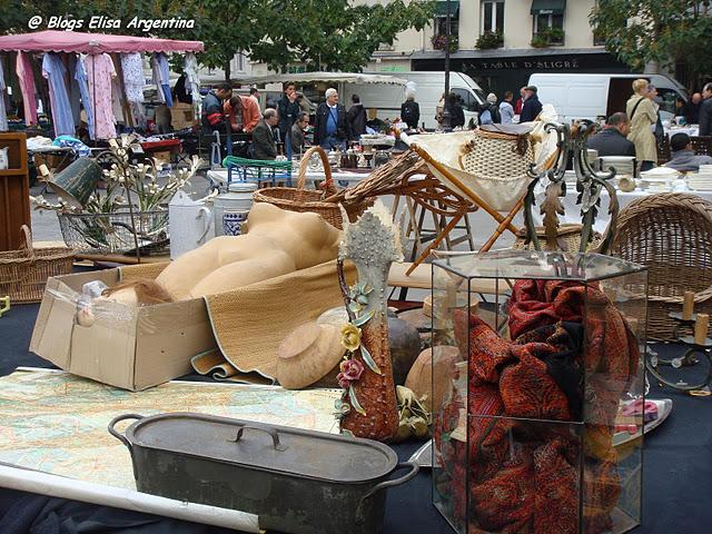 Shopping à Paris : la tradition des marchés de Paris 44