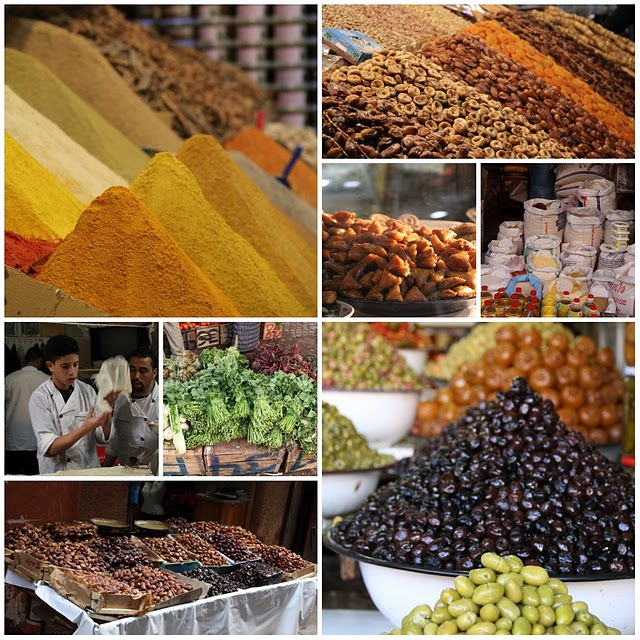 M'semen ; recette de crêpes marocaines  (Cuisine marocaine) 3