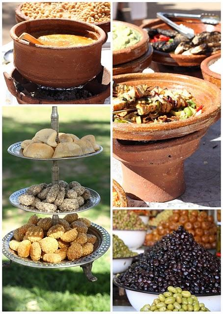 M'semen ; recette de crêpes marocaines  (Cuisine marocaine) 5