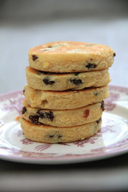 Welsch cakes très faciles et très rapides pour le gouter du week end 1
