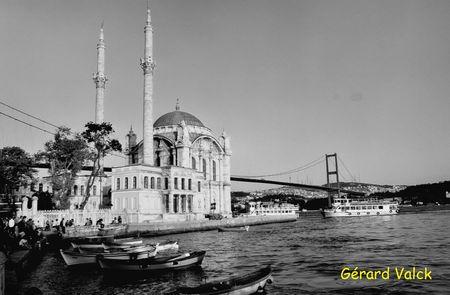 mosquée d'Ortakoy