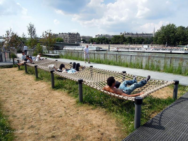 Balades sur les berges de la Seine à Paris : Les berges sont à vous! 7