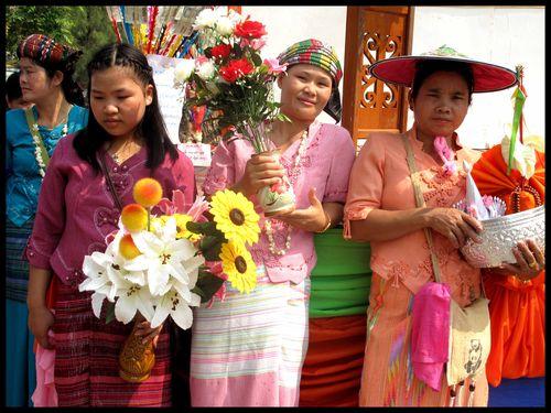 Blog Femmes ethnie Shan
