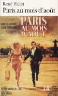 Paris au mois d'août de René Fallet 1