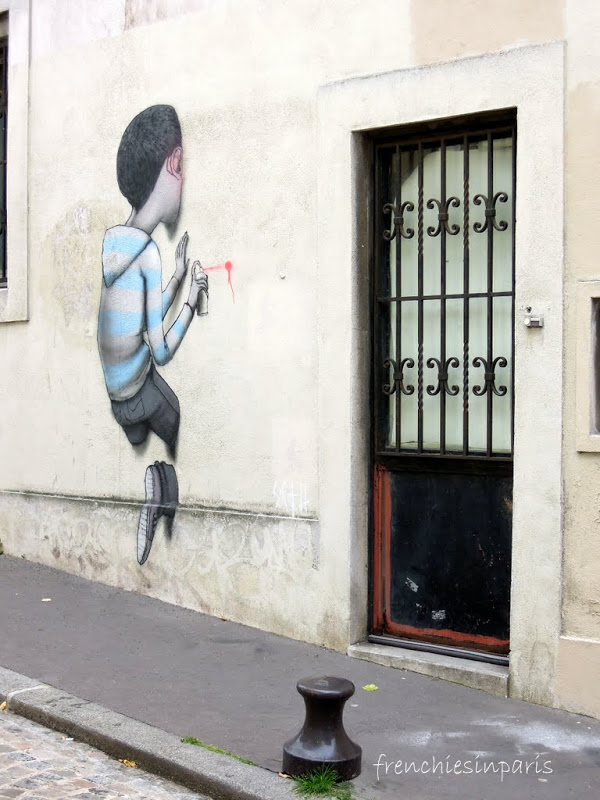 Street Art Paris insolite et surprenant (Sortir à Paris) 110