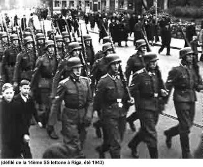 Autour du 8 Mai 1945 en Lettonie 3