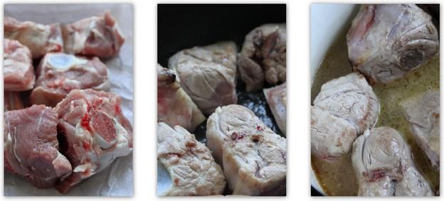 Navarin d'agneau aux petits légumes (Recette française) 2