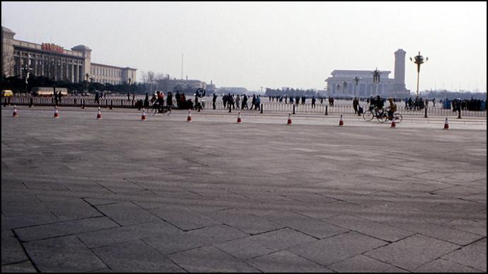 Pekin Tien an men 1993