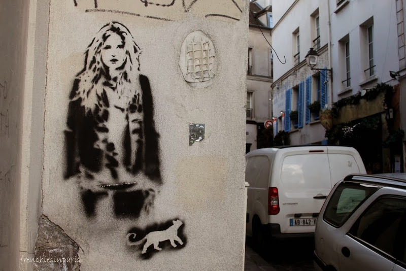 Street Art Paris insolite et surprenant (Sortir à Paris) 9