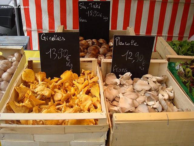 Shopping à Paris : la tradition des marchés de Paris 7