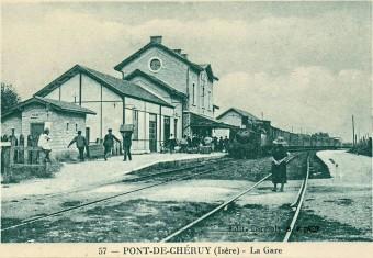 Au temps où le chemin de fer de l'Est lyonnais venait jusqu'à notre porte… 8