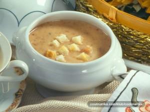Velouté de haricots blancs ; une soupe généreuse (Recette croate) 1