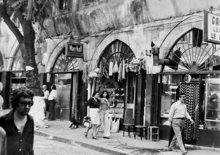 photos istanbul 1974