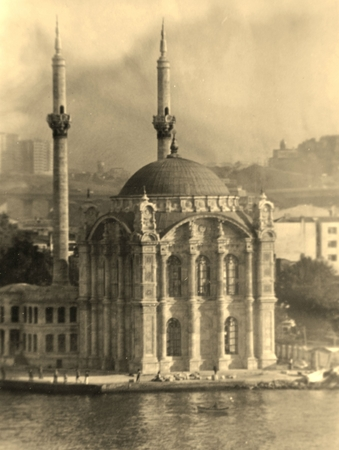 istanbul mosquée d'Ortakoy