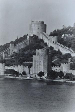 istanbul forteresse Rumeli Hisari