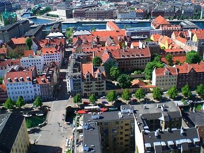 Marie Hélène, française expatriée à Copenhague: Entretien 31