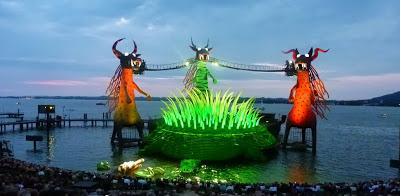 Festival d'opéra de Bregenz ; une expérience romantique sur le lac Bodensee 49