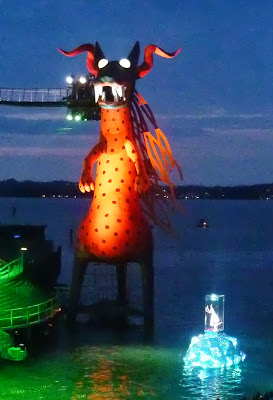 Festival d'opéra de Bregenz ; une expérience romantique sur le lac Bodensee 52