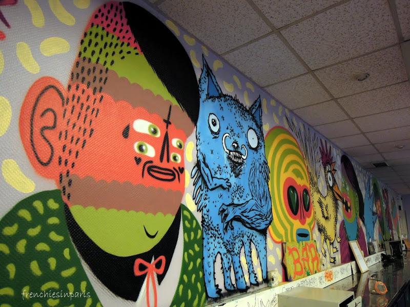 Street Art Paris insolite et surprenant (Sortir à Paris) 92