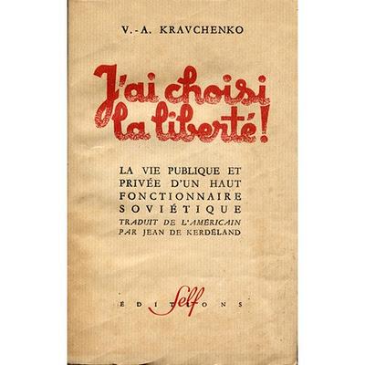 Début du procès Kravtchenko, le 24 Janvier 1949 (Histoire russe) 2