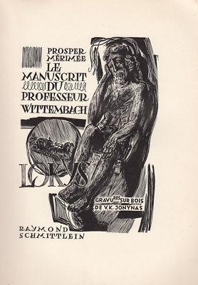 """28 Septembre 1803 : naissance de Prosper Mérimée, auteur de """"Lokis"""" 3"""