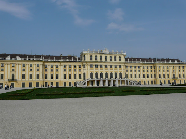 chateau schonbrunn vienne wien