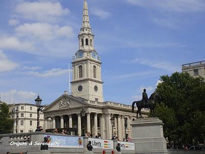 Tourisme Londres : s'amuser à Trafalgar Square 13
