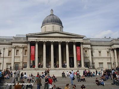 Tourisme Londres : s'amuser à Trafalgar Square 14