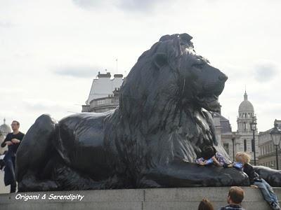 Tourisme Londres : s'amuser à Trafalgar Square 15