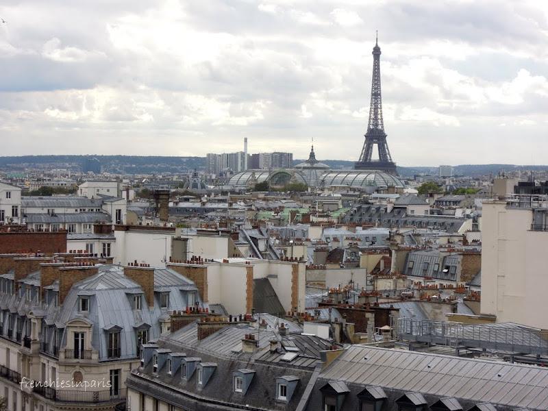 Dominer Paris ; Idées de balade insolite à Paris pour voir Paris autrement... 30