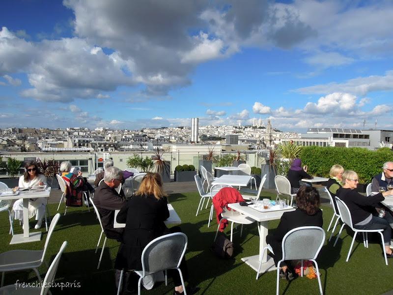 Dominer Paris ; Idées de balade insolite à Paris pour voir Paris autrement... 31