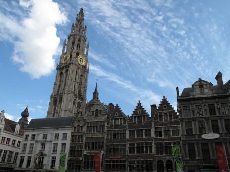Week end Anvers : visiter Antwerpen en Flandres : que faut-il voir absolument? 9