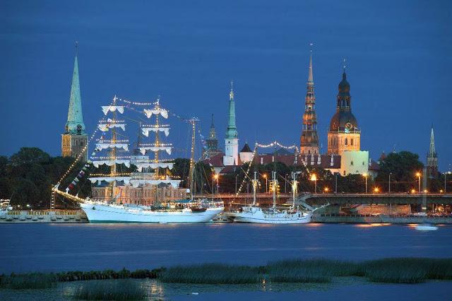Tall Ships Races 2013 Riga