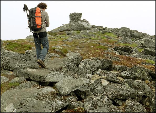 sommet matmora Lofoten