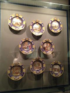 Cuisines et vaisselle des Châteaux de Louis 2 de Bavière 12