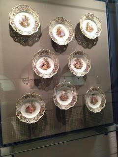 Cuisines et vaisselle des Châteaux de Louis 2 de Bavière 13