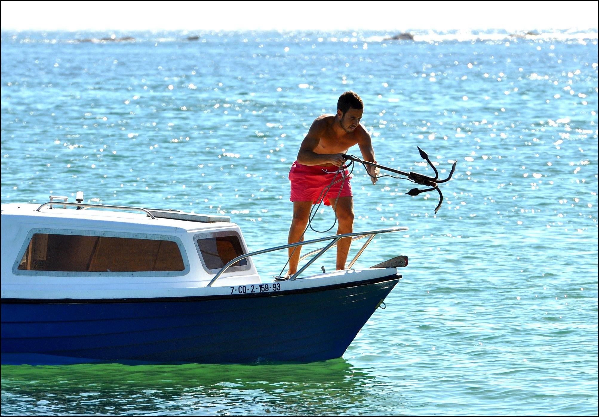 bateau galice