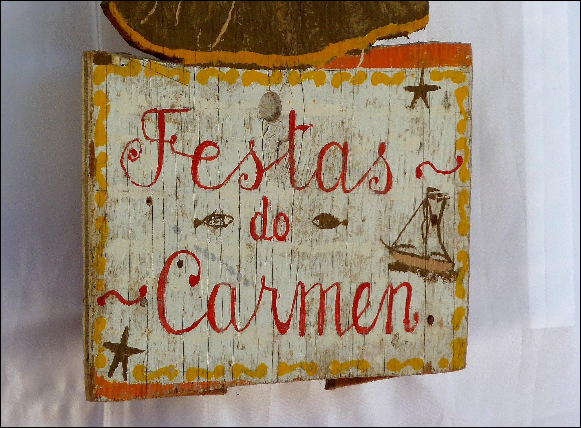 festas do carmen galicia