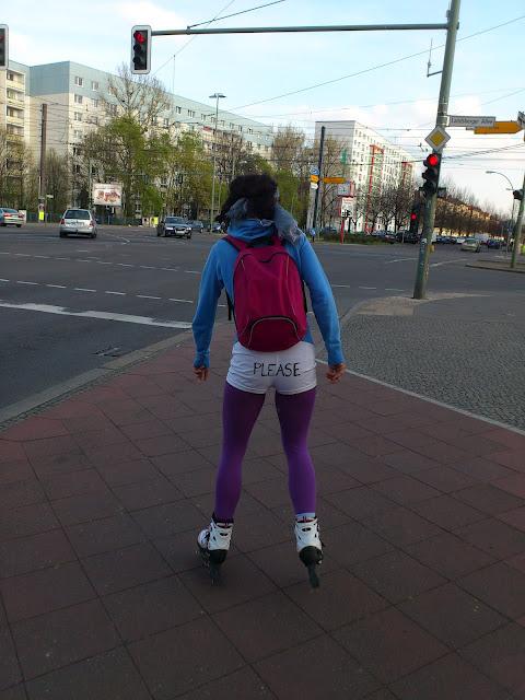 Vivre à Berlin ; les aléas d'avril 5
