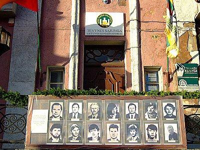 Janvier 1991 à Vilnius et à Riga : morts pour la Liberté 4