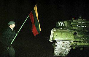 Janvier 1991 à Vilnius et à Riga : morts pour la Liberté 3