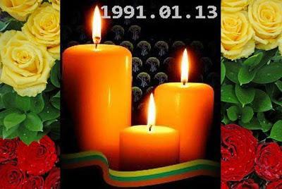Janvier 1991 à Vilnius et à Riga : morts pour la Liberté 1