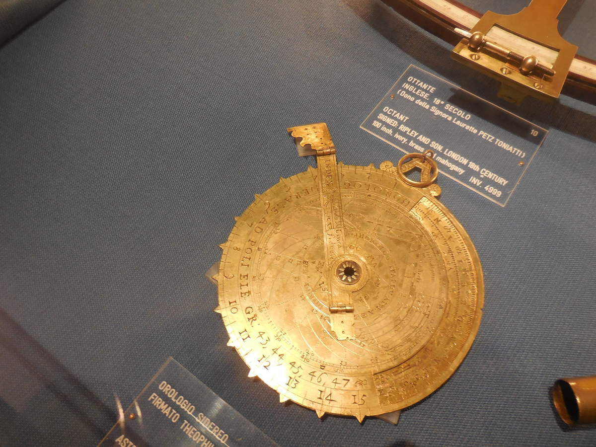 Horloge Sidéral (XVIIème siècle)